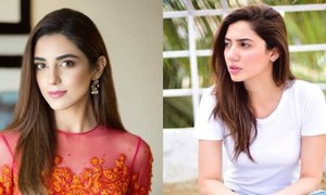 """I really wanted to work with Mahira in a movie,"" says Maya Ali"