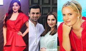 Stars Congratulate Shoaib Malik and Sania Mirza On The Birth Of Their Baby Boy