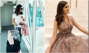 Mehwish Hayat is A Style Icon, Here's Why
