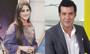 Sahiba and Moammer Rana pair up for upcoming play 'Taqdeer'