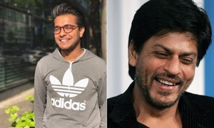 Shahrukh Khan and Asim Azhar Exchange Sweet Tweets!