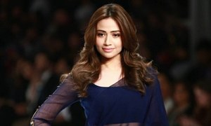 Sana Javed wants to become a producer!
