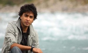 Shehzad Roy to debut in films with remake of 60s hit drama Alif Noon