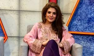 Resham To Be Seen Next In Khalil ur Rehman Qamar's Film ' Kaaf Kangana'