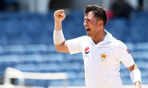 Yasir Shah's time to return to the lime light