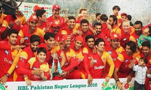 Islamabad United retain key players for PSL 4