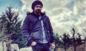 Faysal Qureshi goes location scouting for Sorry: A Love Story in Turkey