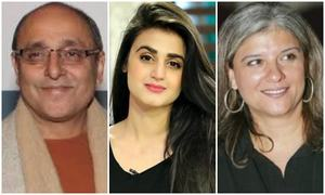 Hira Mani gears up to play Sajid Hassan & Marina Khan's daughter in her next, Bandish!