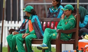The Pakistani women cricket team has not been paid their due salary!
