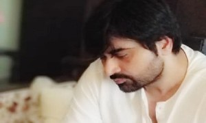 Humayun Saeed begins shooting for Mere Pass Tum Ho