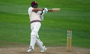 Somerset Sign Azhar Ali as Overseas Player for 2019