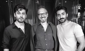 Fawad Khan to do a special appearance in Parey Hut Love