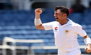 "Yasir ""almost unplayable"" Shah"