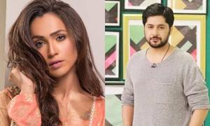 Faryal Mehmood & Imran Ashraf Share Amazing Chemistry In Teasers Of 'Siskiyan'