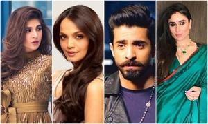 Prominent Pakistani and Indian celebrities fly in to Dubai for the 11th Masala! Awards