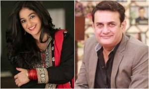 Nadia Jamil & Shahood Alvi come together for Najaf Bilgrami's next for ARY Digital