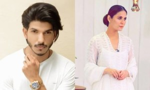 HIP Exclusive: Mohsin Abbas Haider To Be Seen With Nausheen Shah In a Period Play