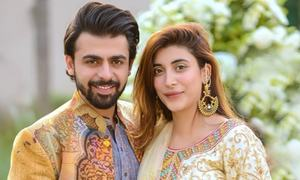 Exclusive: Farhan Saeed and Urwa Hocane To Do A Film Together
