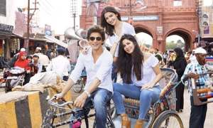 Another Nusrat Fateh Ali Khan's Qawwali Recreated For SRK's Zero