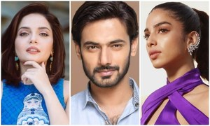 Armeena Rana Khan, Sonya Hussyn and Zahid Ahmed come together for new project