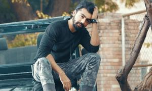 """A film should be a story of normal people,"" Farhan Saeed"