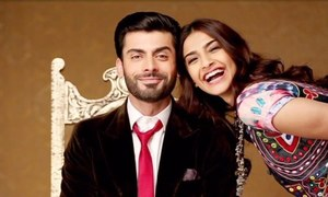 Sonam Kapoor Says She Looks Best With Fawad Khan On Screen