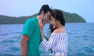 Jackpot's Hay Naya Naya in Asim Azhar's vocals is a perfect romantic number