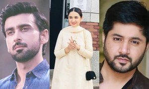 HIP Exclusive: Yumna Zaidi Pairs Up with Imran Ashraf & Sami Khan for her Next Drama