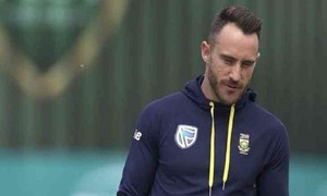 Pakistan vs South Africa: Faf du Plessis Banned for Slow Over Rate