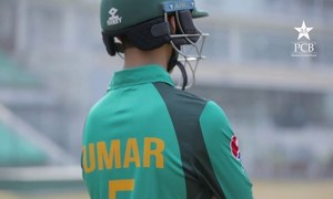 U-16 series: Pakistan beats Australia to the lead in 5 match series
