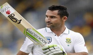 Dean Elgar to captain South Africa in 3rd test against Pakistan