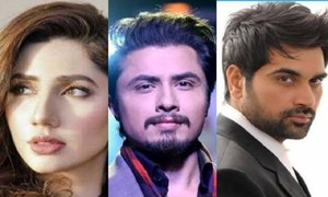 Mahira Khan, Humayun Saeed & Ali Zafar to Attend Indus Valley International Film Festival in India
