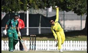 U16 Series: Australia win the 2nd match to make the series 1-1