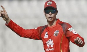 PSL 4: Steve Smith Ruled Out Due to Elbow Injury