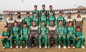U16 Series: Pakistan U16 team earn a comfortable win