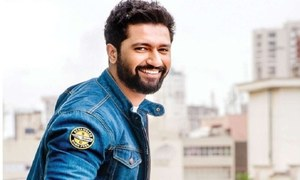 Bollywood actor, Vicky Kaushal, gives his two cents on Pakistani artists ban in India