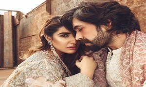 Hareem Farooq & Ali Rehman Khan together?