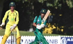 U16 series: Pakistan beat Australia to take the Series 3-2