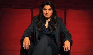 Sharmeen Obaid Chinoy Talks About Vision For Pakistan on CNN International