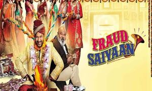 Arshad Warsi, Sara Loren starrer, Fraud Saiyaan Fails To Impress At The Box Office