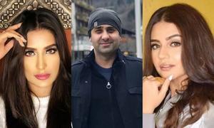 Mehwish Hayat and Zara Noor Abbas are starring in Wajahat Rauf's third film