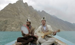Pakistani documentary feature, Indus Blues, wins big at the Jaipur Film Festival in India