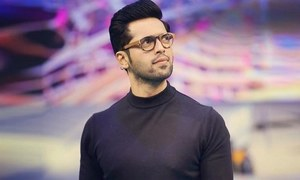 """My tweet was about foreign content and not Wajahat Rauf's Enaaya,"" Fahad Mustafa clears the air"