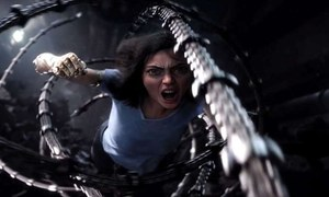 Will 'Alita: Battle Angel' end the dry spell at the Pakistani box office?
