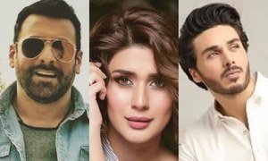 Exclusive: Shamoon Abbasi talks about new film, 'Patakh De' with Ahsan Khan and Kubra Khan