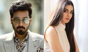 """Sonya Hussyn no longer part of film Sorry: A Love Story,"" confirms Faysal Qureshi"