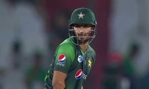 Cut Hussain Talat some slack!