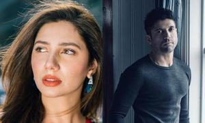 """Mahira's got heaps of talent and she's extremely professional,'"" Farhan Akhtar"