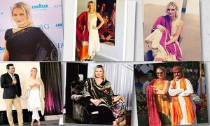 Five Times Shaniera Akram Stunned In A Desi Attire