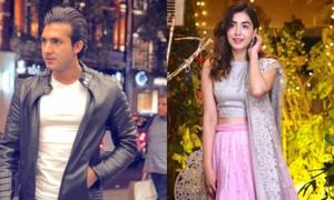 Shahroz Sabzwari and Mansha Pasha pair up for Juda Na Hona